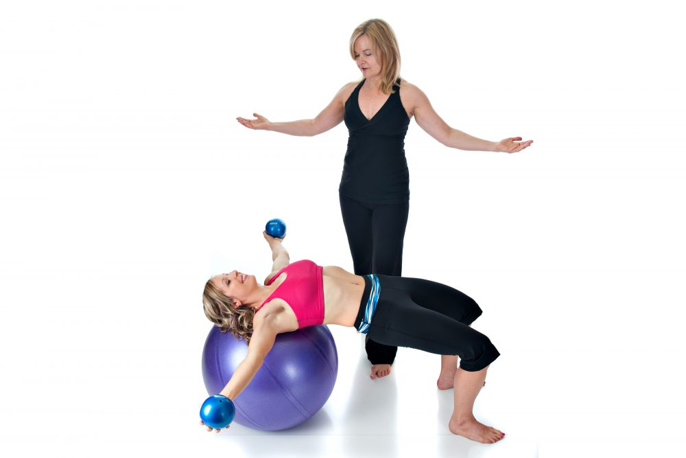 ball exercises at body innovations guelph