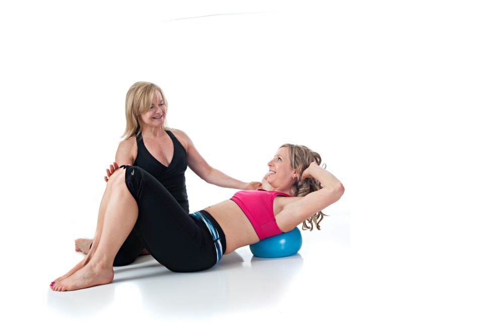 sit ups at body innovations guelph