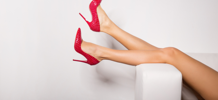 Just how bad are high heels for you?